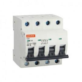 Interruptor Diferencial Industrial 4 Polos - 6ka