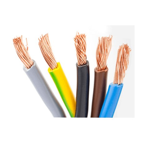 cable libre de halogenos 1*1,5mm 750v