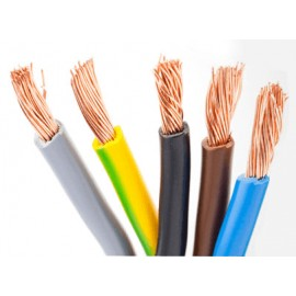 cable 1*1,5mm libre de halogenos 750v