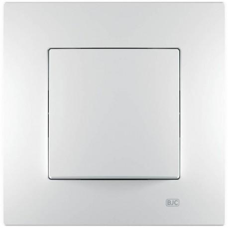 marco de 1 elemento bjc viva en color blanco