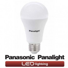 Bombilla LED 9W E27 A60 Panasonic Panaled