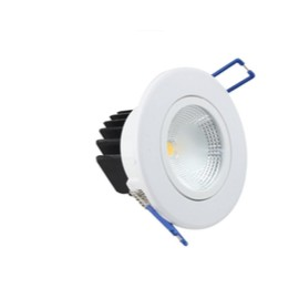 Empotrable 5W 350lm 90° IP20