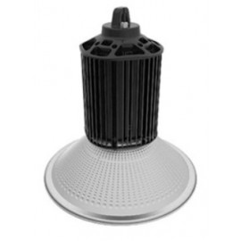 campana led 100w 12000lm ip65 con fuente de alimentacion mean well