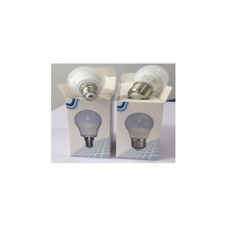 bombillas led e27 120° 460 lm ip20